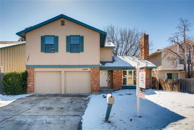 Arapahoe County Single Family Home Active: 12137 East Amherst Circle