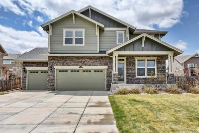 Beacon Point Single Family Home Active: 6179 South Oak Hill Way