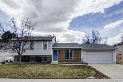 Westminster Single Family Home Under Contract: 8250 West 93rd Place