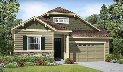 Aurora Single Family Home Under Contract: 7631 South Queensburg Way