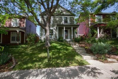 Denver Single Family Home Active: 2675 Osceola Street