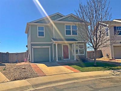 Longmont Single Family Home Active: 10440 Butte Drive
