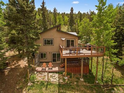 Evergreen Single Family Home Under Contract: 340 Castlewood Drive