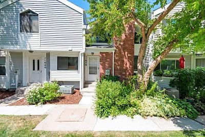 Aurora Condo/Townhouse Under Contract: 11648 East Cedar Avenue
