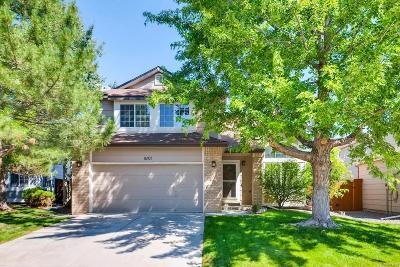 Parker Single Family Home Under Contract: 16101 Bluebonnet Drive