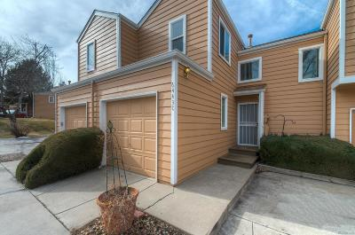 Condo/Townhouse Under Contract: 6443 Yank Court #C
