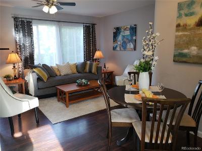 Denver Single Family Home Active: 1375 Xanthia Street