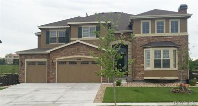 Parker Single Family Home Active: 12098 South Meander Way