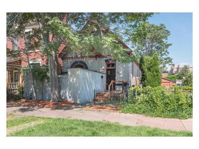 Five Points Single Family Home Active: 2535 California Street