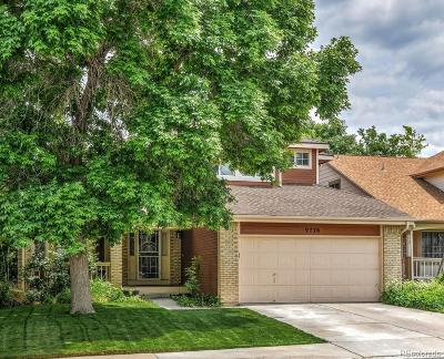 Westminster Single Family Home Active: 9726 West 99th Place