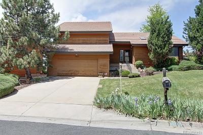 Westminster Single Family Home Active: 11637 Shoshone Way
