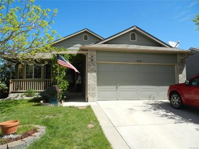 Castle Rock Single Family Home Active: 3745 Black Feather Trail