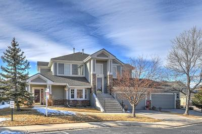 Broomfield Condo/Townhouse Under Contract: 13856 Legend Trail #101
