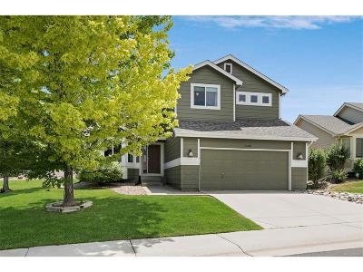 Indigo Hill Single Family Home Under Contract: 10240 Royal Eagle Street