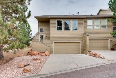 Littleton CO Condo/Townhouse Active: $415,000