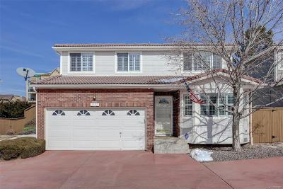 Highlands Ranch Single Family Home Under Contract: 1137 Laurenwood Way