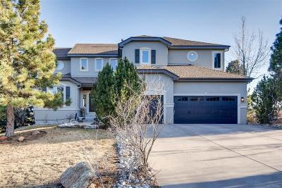 Castle Pines CO Single Family Home Active: $1,150,000