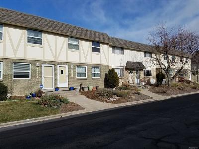 Centennial Condo/Townhouse Under Contract: 5024 East Hinsdale Place