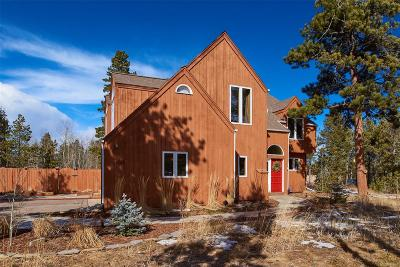 Nederland Single Family Home Under Contract: 4013 Ridge Roads