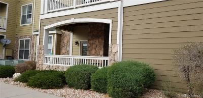 Castle Rock Condo/Townhouse Active: 6009 Castlegate Drive #C14