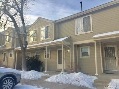 Denver Condo/Townhouse Active: 1818 South Quebec Way #2-8