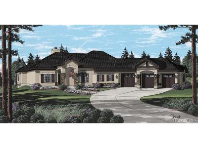 Castle Rock CO Single Family Home Active: $899,000