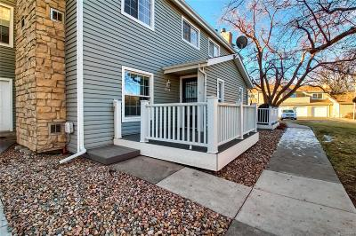 Arvada Condo/Townhouse Active: 8466 Everett Way #C