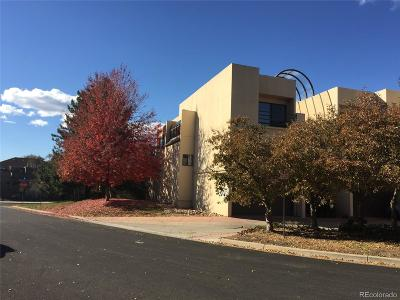 Boulder Condo/Townhouse Active: 3805 Northbrook Drive #E