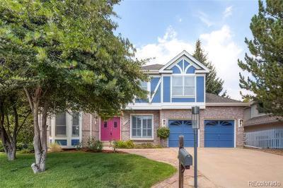 Boulder Single Family Home Active: 7454 Park Circle