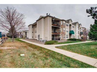 Littleton Condo/Townhouse Active: 12348 West Dorado Place #303