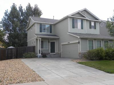 Commerce City Single Family Home Active: 10530 Vaughn Way