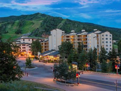 Steamboat Springs Condo/Townhouse Under Contract: 1875 Ski Time Square Drive #613