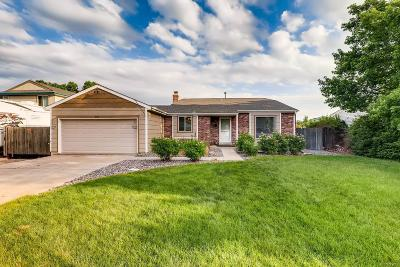 Littleton CO Single Family Home Active: $400,000