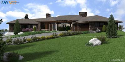 Castle Rock CO Single Family Home Active: $2,680,000