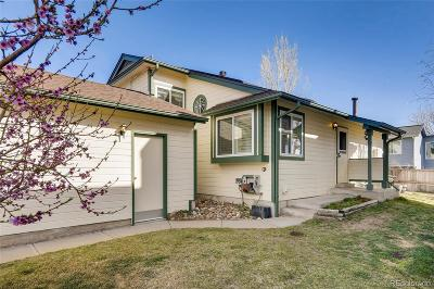 Highlands Ranch Single Family Home Under Contract: 538 James Street