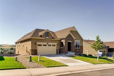 Castle Rock Single Family Home Active: 924 Eveningsong Drive