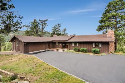Evergreen Single Family Home Under Contract: 7543 Gartner Road