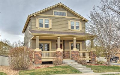 Broomfield Single Family Home Under Contract: 14241 Waterside Lane