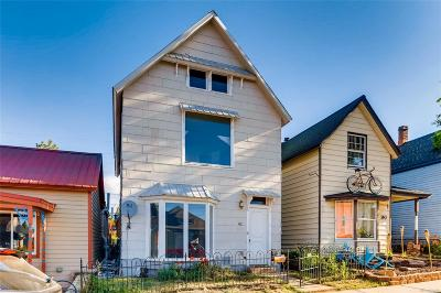 Leadville Single Family Home Under Contract: 142 West 6th Street