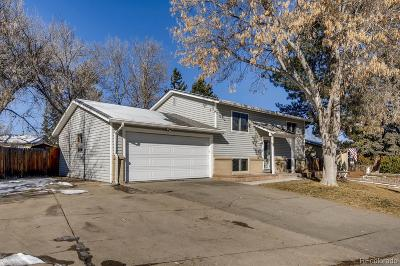 Broomfield Single Family Home Active: 9073 Dudley Street