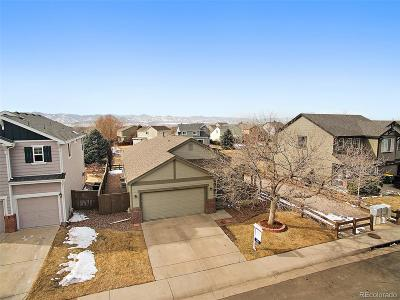 Highlands Ranch Single Family Home Under Contract: 9793 Burberry Way