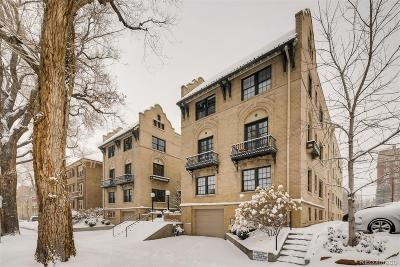 Denver Condo/Townhouse Active: 960 North Sherman Street #2F