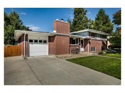 Broomfield Single Family Home Under Contract: 1005 West 7th Avenue Drive