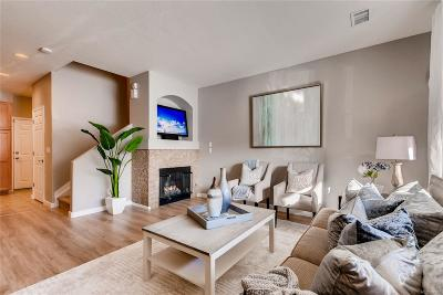 Northglenn Condo/Townhouse Under Contract: 11250 Osage Circle #D