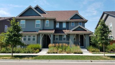 Denver Condo/Townhouse Active: 8147 East 53rd Drive