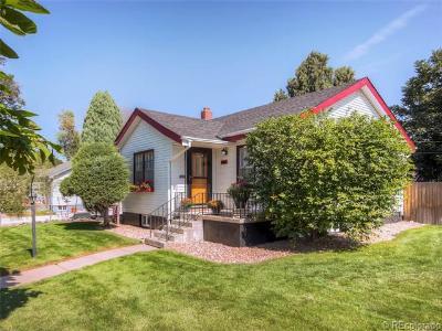 Single Family Home Sold: 3500 Benton Street