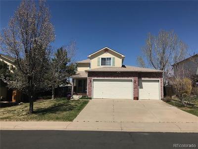 Aurora CO Single Family Home Active: $389,900