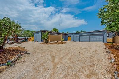 Wheat Ridge Single Family Home Under Contract: 4650 Otis Street