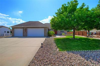 Berthoud Single Family Home Under Contract: 2159 Burbank Street
