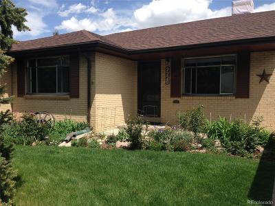 Single Family Home Under Contract: 2220 South Cherry Street